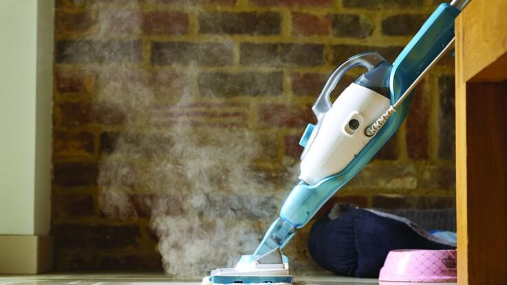 Nettoyage vapeur : nos conseils pour toute la maison