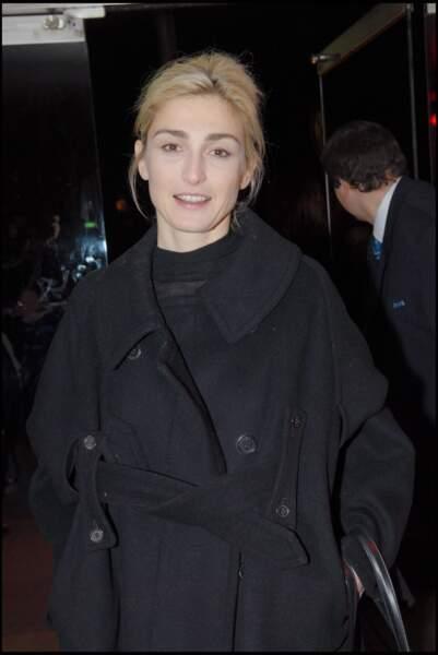 Avec les sourcils définis en 2007