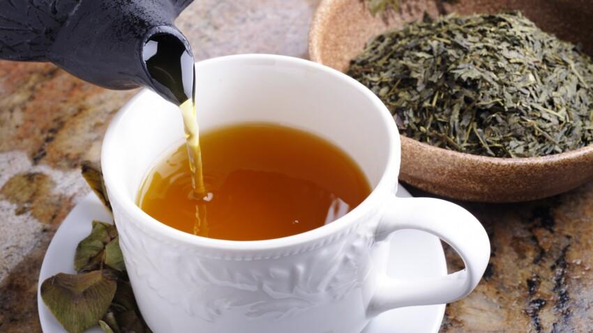 Pourquoi on devrait boire du thé vert 3 fois par semaine