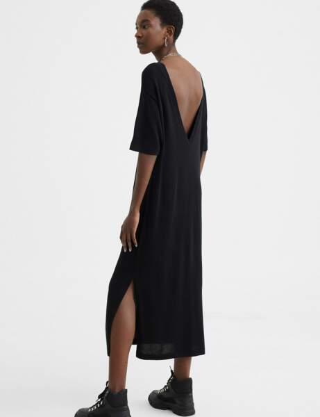 Soldes d'hiver : la robe noire