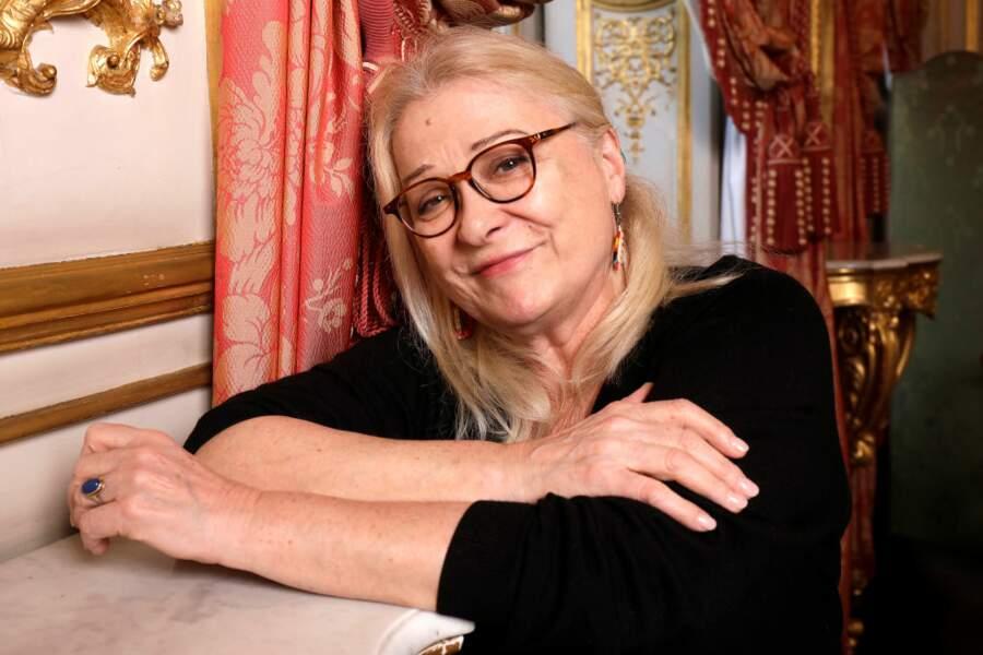 Josiane Balasko, 70 ans le 15 avril