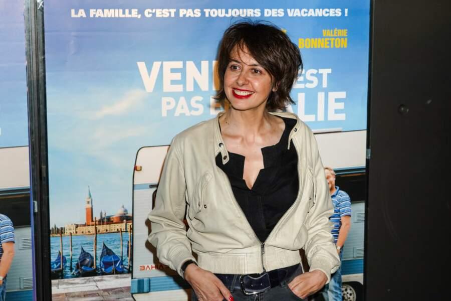 Valérie Bonneton, 50 ans le 5 avril