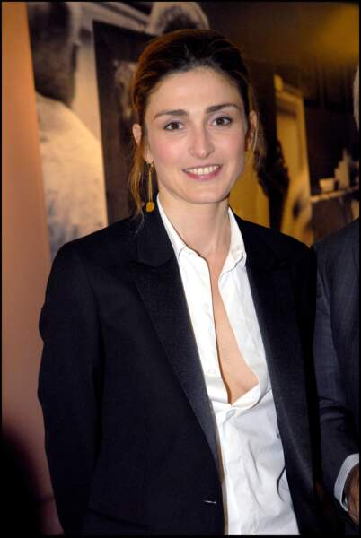 Avec un make-up naturel en 2009