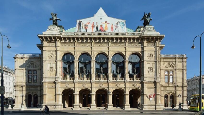 Autriche : l'opéra de Vienne, temple de la musique