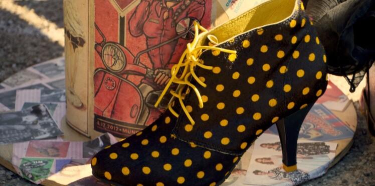 Chaussure : petite histoire du talon