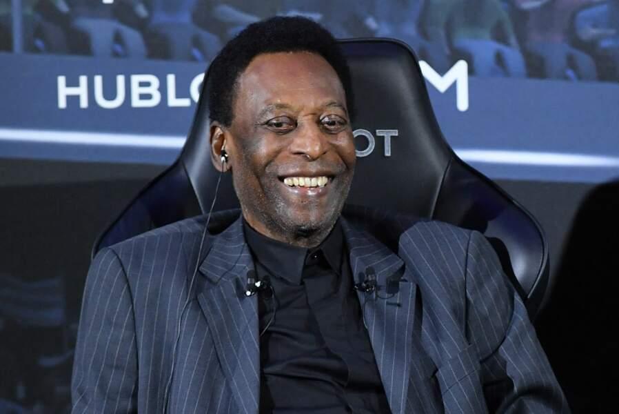 Pelé, 80 ans le 23 octobre