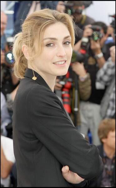 Avec une ponytail en 2009