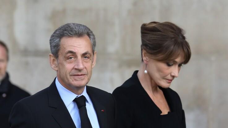 Carla Bruni dévoile une photo très rare de son mariage avec Nicolas Sarkozy
