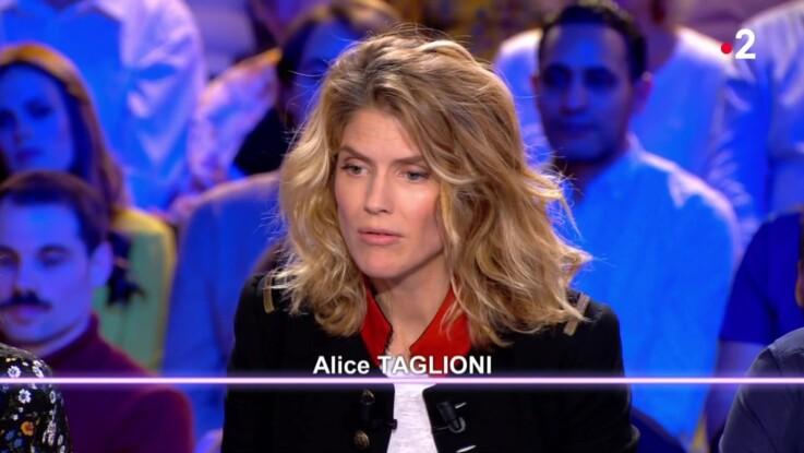 """Vidéo - """"On n'est pas couché"""" : Alice Taglioni déclenche une polémique sur Twitter après ses propos sur le harcèlement sexuel"""