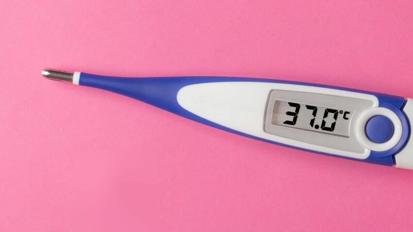 Notre corps ne serait finalement pas à 37°C !
