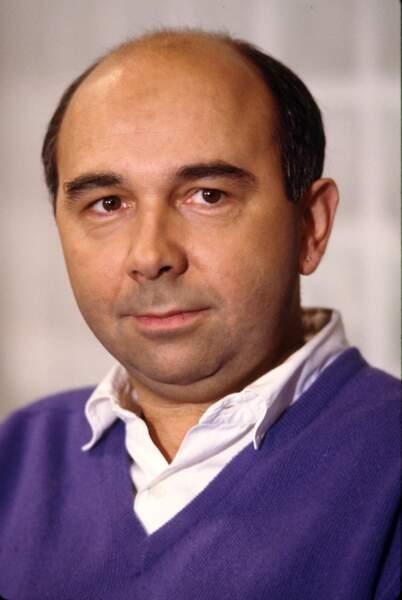 Portrait de Gérard Jugnot en 1988