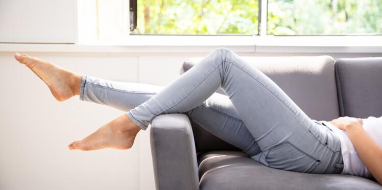 5 astuces rapides pour en finir avec les fourmis dans les jambes