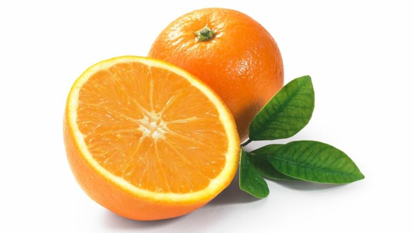 Les 5 atouts santé de l'orange