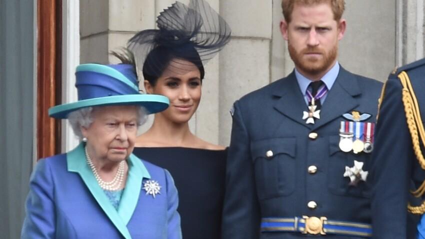 La reine Elizabeth II : déçue par le prince Harry, elle brise le silence