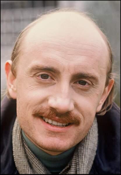 Michel Blanc, interprète de Jean-Claude Dusse en 1980