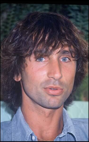 Thierry Lhermitte, dans les années 80. Il interprétait Popeye, vendeur dans un magasin de location de ski
