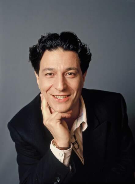 Christian Clavier, en 1980