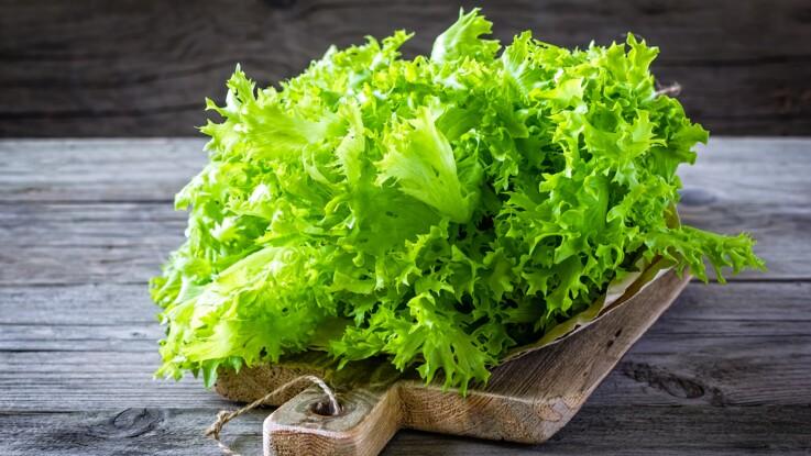 Notre astuce pour essorer une salade sans essoreuse