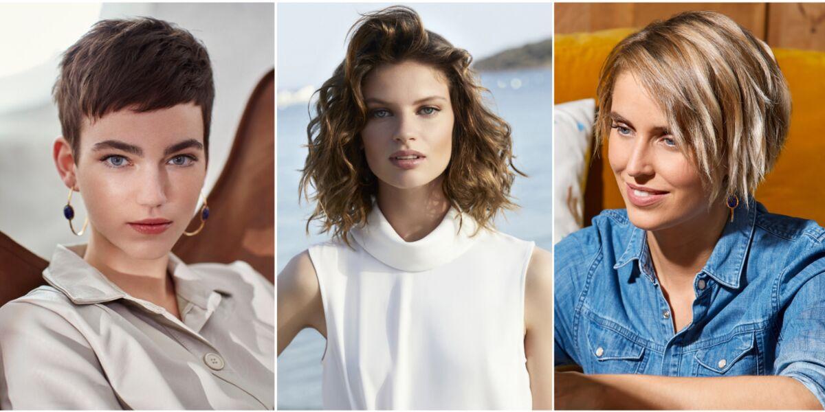 Les Tendances Coupe De Cheveux Du Printemps Ete 2020 Femme Actuelle Le Mag