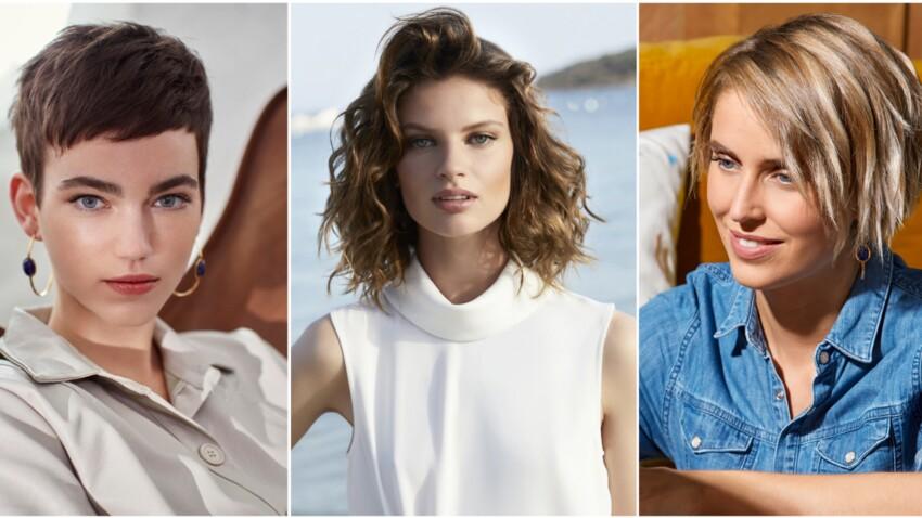 Les tendances coupe de cheveux du printemps-été 2020