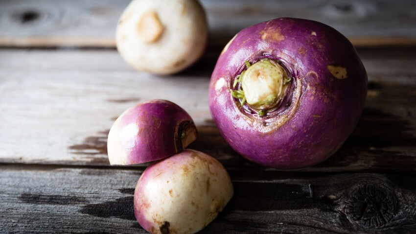 Antifongique, anti-oxydant... Les 6 bienfaits santé du rutabaga
