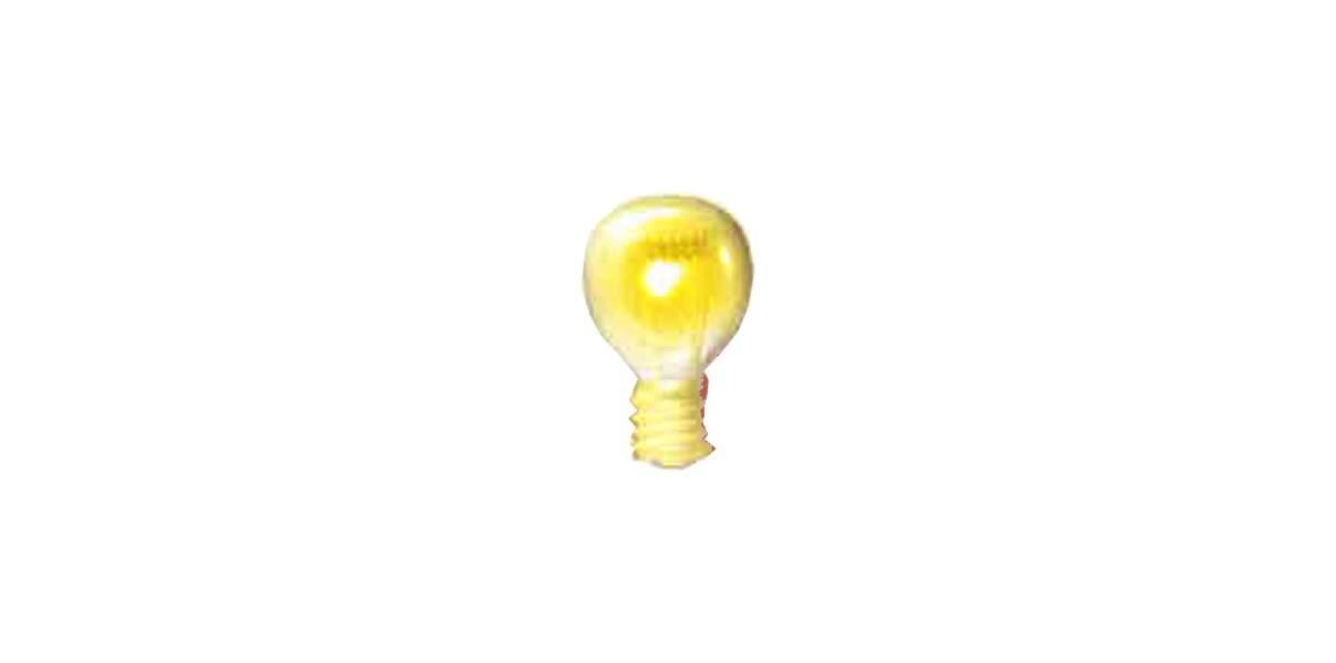 Oracle de la carrière : l'ampoule