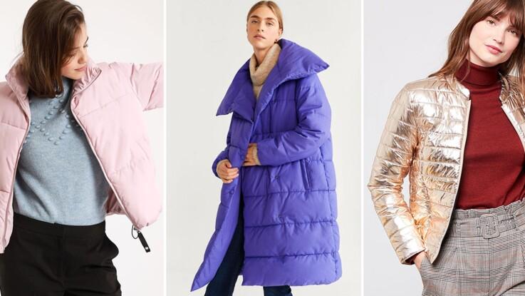 Doudounes : les plus beaux modèles de l'hiver 2020 pour tous les styles et toutes les morphos (et en plus, ce sont les soldes !)