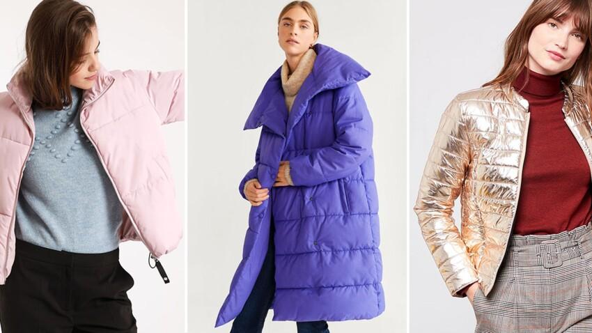 Doudounes : les plus beaux modèles de l'hiver 2020 pour tous les styles et toutes les morphos (vite, ce sont les soldes !)