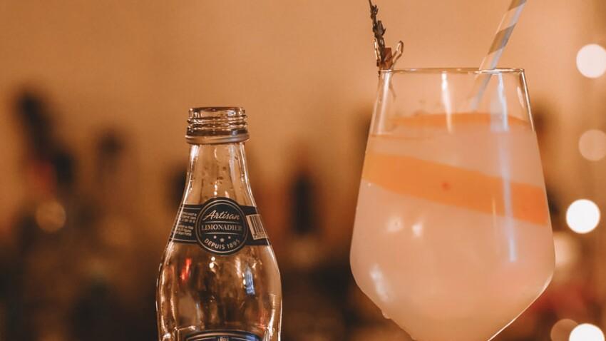 Mocktail limonade island