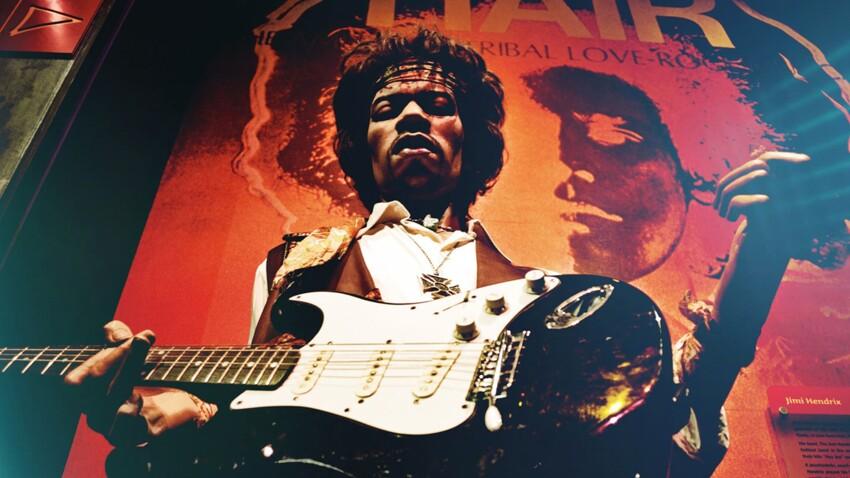 Jimi Hendrix : un Américain à Londres