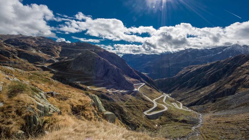 Road trip : le meilleur itinéraire au cœur des Alpes suisses