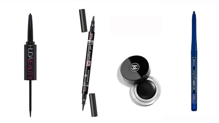 Nouveautés maquillage : le top 15 de nos eye-liners préférés