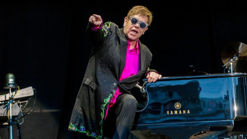 Elton John : London forever