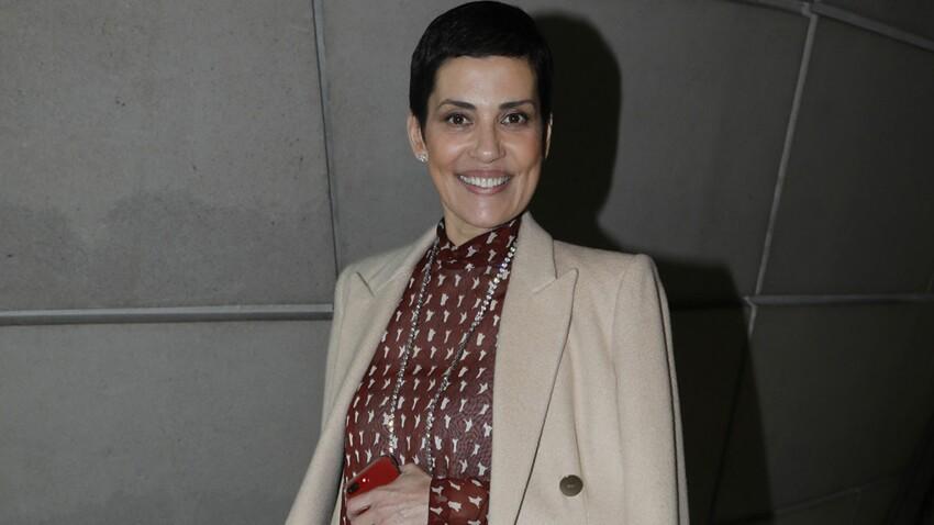 Cristina Cordula mixe surchemise, pantalon de safari et talons aiguilles : on copie direct !