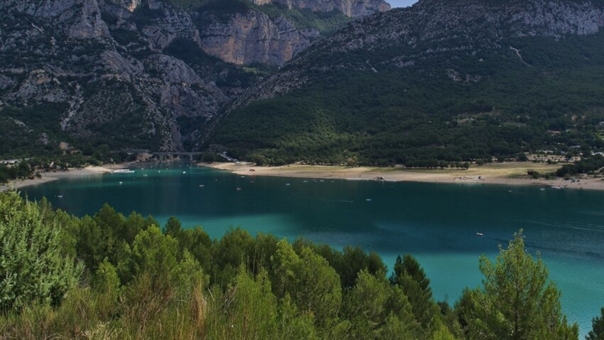 Nos bons plans pour visiter les lacs majeurs de France