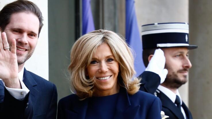 """Brigitte Macron : """"catastrophée"""" par son interview avec Jean-Pierre Pernaut lors du JT de 13H de TF1"""