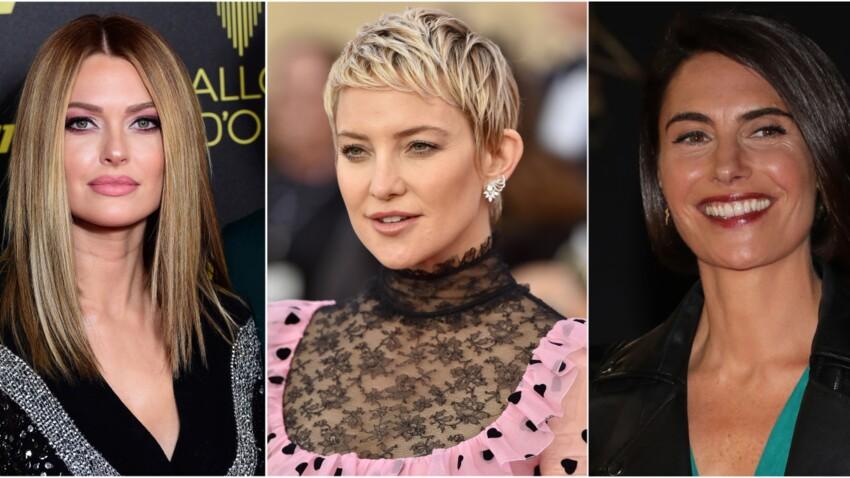 Coupes de cheveux : 15 idées canons repérées sur les stars