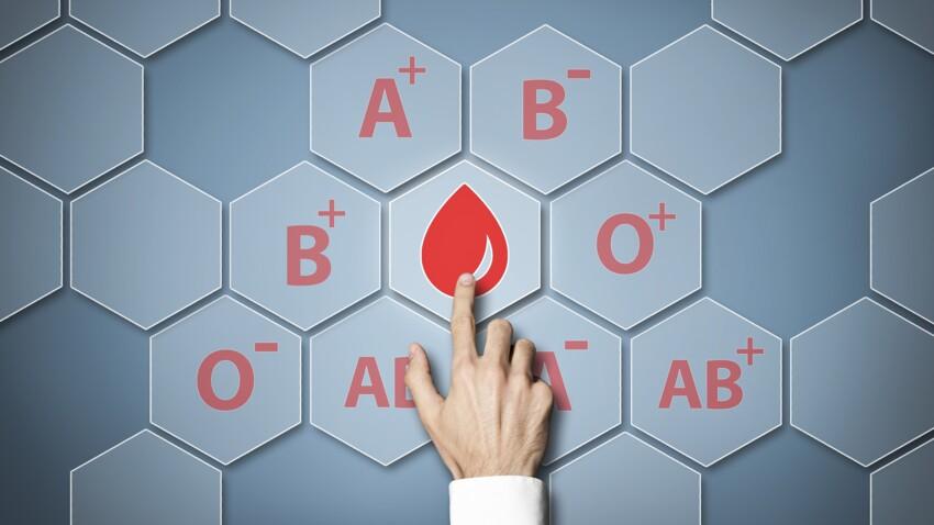 Gastro-entérite : le groupe sanguin, ça compte ?
