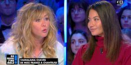 Enora Malagré attaque violemment le concours Miss France et s'en prend à Vaimalama Chaves