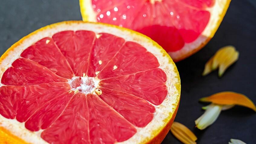 8 recettes à base de pamplemousse, le fruit santé de l'hiver