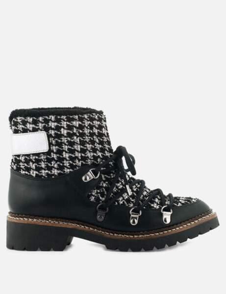 Chaussures d'hiver : les boots rando rétro