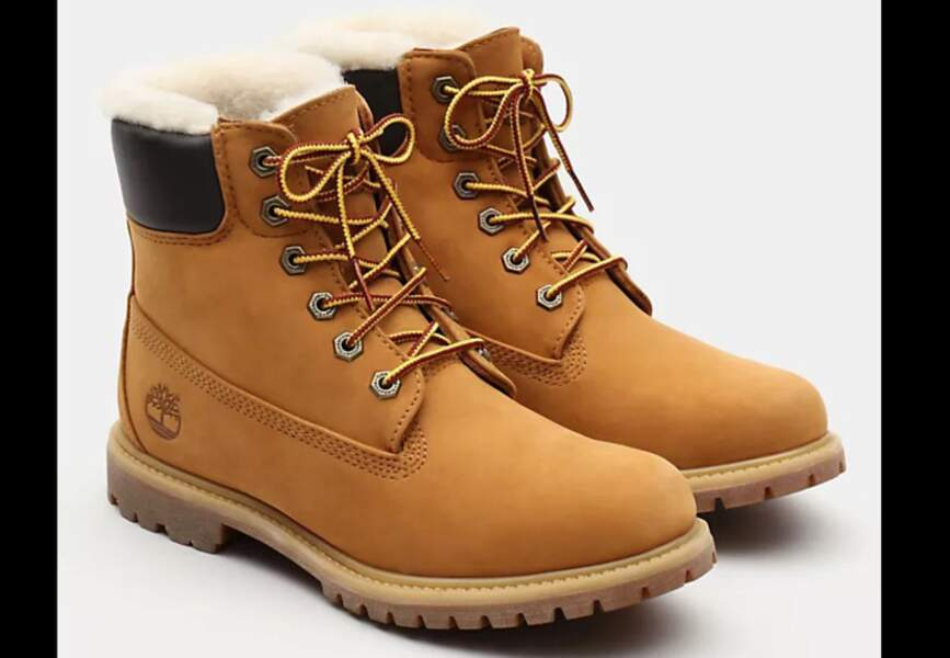 Chaussures d'hiver : les bottines casual