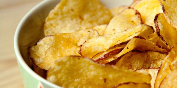 Comment sont nées les chips ?