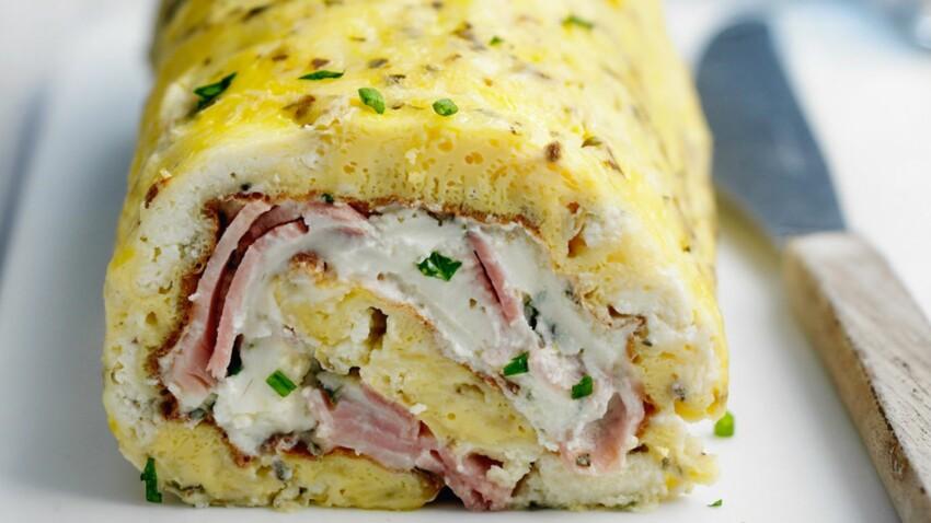 Comment faire cuire une omelette dans un sac congélation ? L'astuce bluffante et 5 idées de garniture