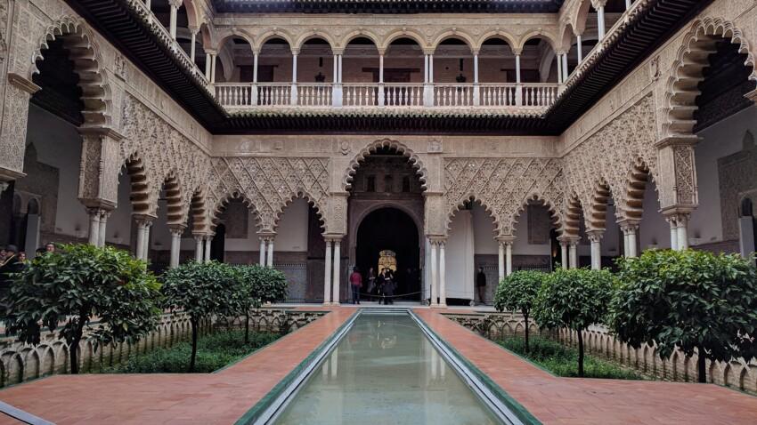Espagne : à la découverte de l'Alcazar de Séville