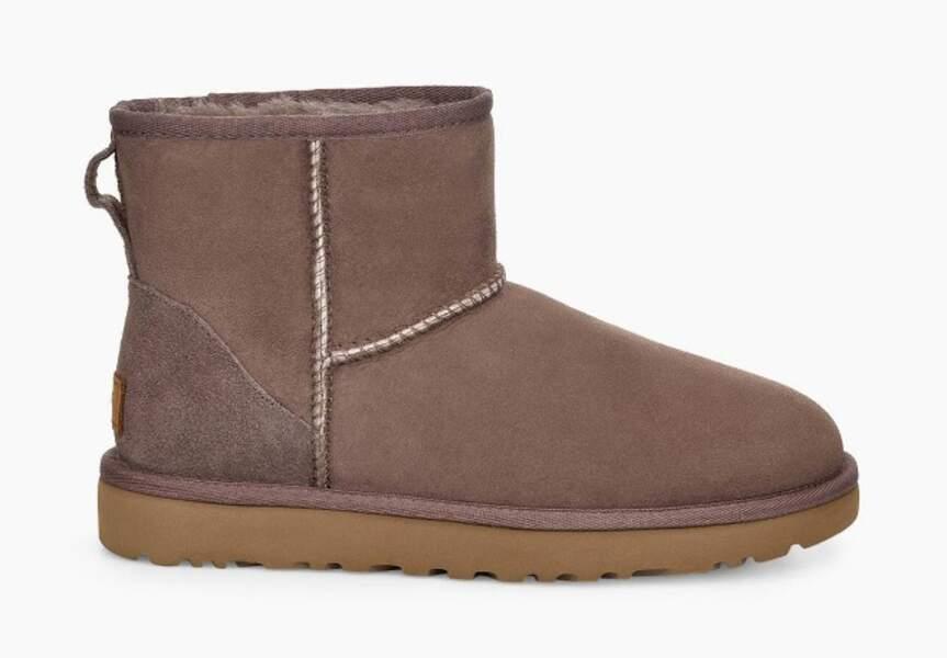 Chaussures d'hiver : les intemporelles bottines