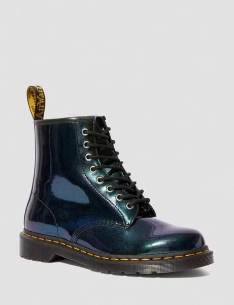 Chaussures d'hiver : les boots punk