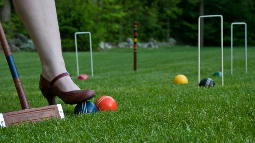 Le croquet, le jeu qui a fait entrer les femmes aux Jeux olympiques