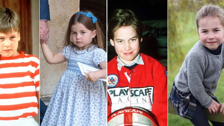 PHOTOS - La princesse Charlotte ressemble terriblement à son père, le prince William : la preuve en images
