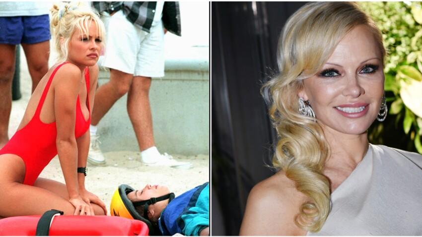 Pamela Anderson, son évolution physique en images